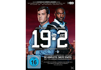 19-2 - Staffel 2 - (DVD)