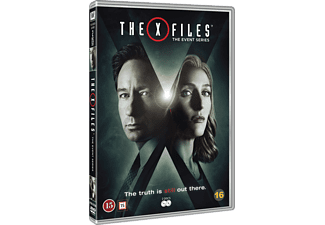X-Files Event Series Science Fiction DVD