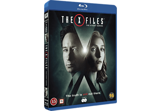 X-Files Event Series Science Fiction Blu-ray