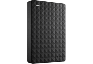 SEAGATE Expansion Portable inkl. + Rescue Data Recovery Services 4TB, schwarz, USB (STEA4000200)