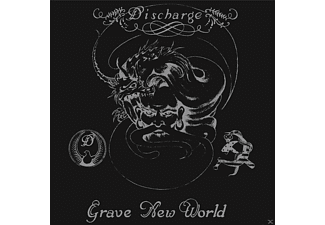 Discharge - Grave New World - (CD)