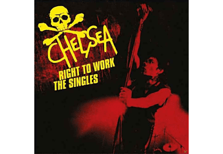 Chelsea - Right To Work-The Singles - (CD)