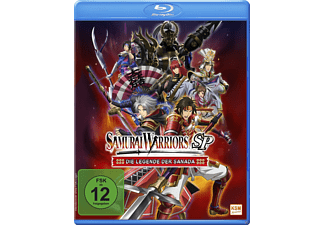 Samurai Warriors SP - Die Legende der Sanada [Blu-ray]