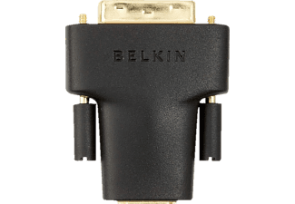 BELKIN Adapter HDMI/DVI-D F/M BLACK Gold-Plated - (F3Y038BF)