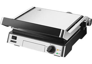 UNOLD 58526 Steak, Kontaktgrill, 2000 Watt
