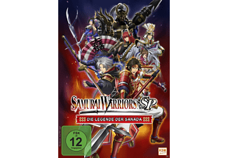 Samurai Warriors SP - Die Legende der Sanada [DVD]