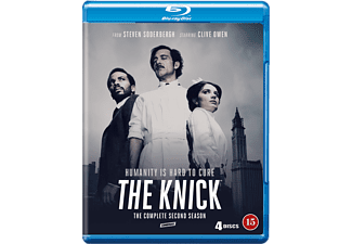 The Knick S2 Drama Blu-ray