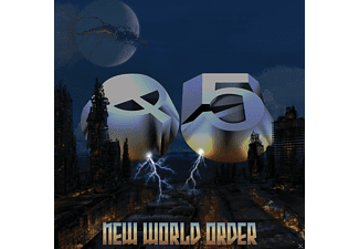 Q 5 - New World Order [CD]