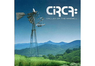Circa - Valley Of The Windmill (CD)