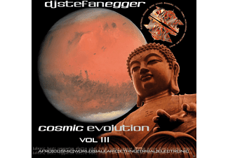 Dj Stefan Egger - Cosmic Evolution Vol.3 - (CD)