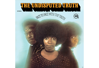 The Undisputed Truth - Face To Face With The Truth - (CD)