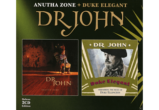 Dr. John - Anutha Zone & Duke Elegant - (CD)