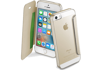 CELLULAR-LINE Clear Book iPhone 5/5s/SE Goud