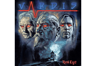 Vardis - Red Eye - (LP + Bonus-CD)