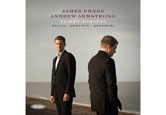 James Ehnes, Andrew Armstrong - Violinsonaten-Sonate L 140/Sonate E-Moll, Op.82 - (CD)