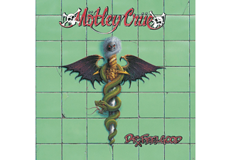 Mötley Crüe - Dr. Feelgood - (CD)
