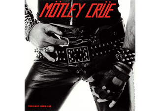 Mötley Crüe - Too Fast For Love - (CD)