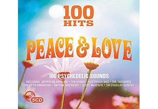 VARIOUS - 100 Hits - Peace & Love - (CD)