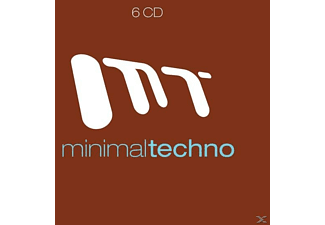 VARIOUS - Minimal Techno [CD]