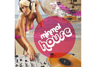 VARIOUS - Minimal House - (CD)