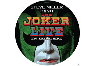 Steve Miller Band - The Joker Live (Picture Vinyl) - (Vinyl)