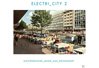 VARIOUS - Electri_City 2 (Ltd.Deluxe Version/2CD Digipak) - (CD)