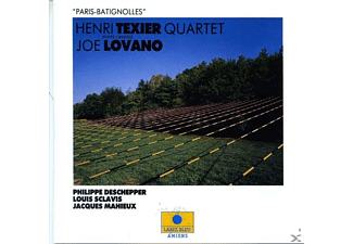 Joe Henri Texier Quartet/lovano - Paris Batignolles [CD]