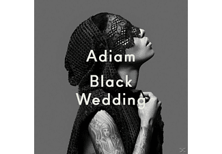 Adiam - Black Wedding - (CD)