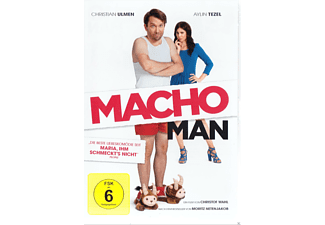 Macho Man [DVD]
