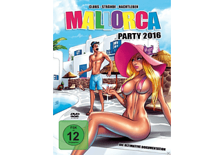 Mallorca Party 2016 [DVD]