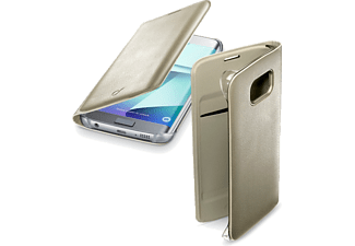 CELLULAR-LINE Flip Book Galaxy S7 edge Goud