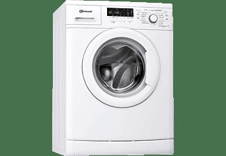 BAUKNECHT WAK 91, 9 kg Waschmaschine, Frontlader, 1400 U/Min., A+++, Weiß