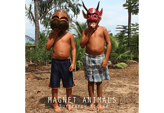 Magnet Animals - Butterfly Killer - (CD)