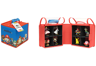 HORI amiibo 8 Figure Travel Case