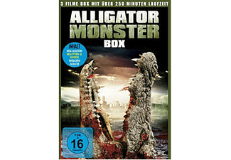 Alligator Monster Box - (DVD)