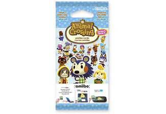NINTENDO Animal Crossing amiibo-kaarten serie 3