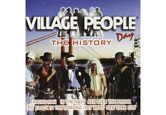 The Village People - The History Day (CD)