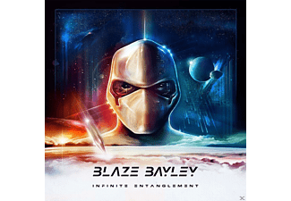 Blaze Bayley - Infinite Entanglement - (CD)