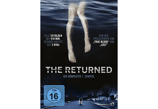 The Returned - Die komplette 1. Staffel [DVD]