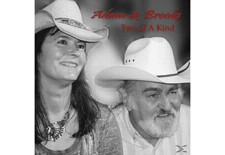 Adam Brooks - Two Of A Kind - (CD)