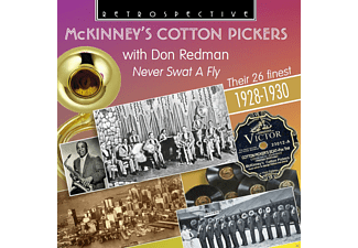 Mckinney's Cotton Pickers, VARIOUS - Never Swat A Fly - (CD)