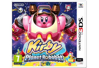Kirby Planet Robobot | 3DS