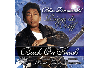 Blue Diamonds, Riem De Wolff - Back On Track [CD]