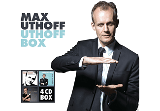 Max-Uthoff-Box - (CD)