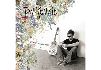 Jon Kenzie - Not Much Technical Stuff - (CD)