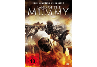 Land of the Mummy - Box - (DVD)