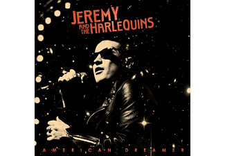 Jeremy And The Harlequins - American Dreamer - (CD)