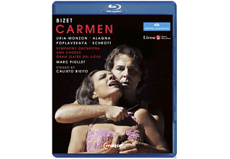 VARIOUS - Carmen - (Blu-ray)