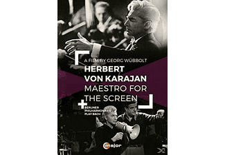 Berliner Philharmoniker - Maestro For The Screen - (DVD)