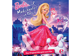 - Barbie - Modezauber in Paris - (CD)